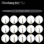 502 Abteilung - Brushes