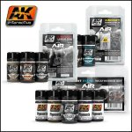 AK Air Weathering Sets