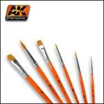AK Brushes