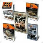 AK DVDs