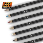 AK Weathering Pencils