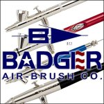 BADGER-Airbrushes