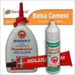 Balsa-Glues