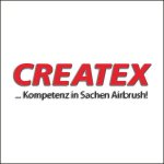 CREATEX Airbrush Holder Airbrush & Cleaning