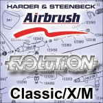 Spare Parts for EVOLUTION Classic/X/M