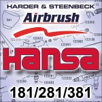 Spare Parts for HANSA 181/281/381