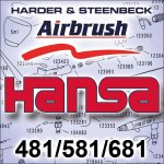 Spare Parts for HANSA 481/581/681