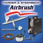 H&S Tabletop Airbrush Starter Sets