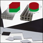Magnetfolien-Magnete