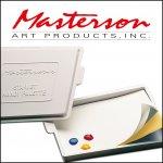 Masterson Art - Sta-Wet Palettes