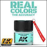 Real Colors Aircraft Paints
