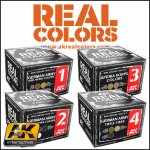 Real Colors Paint Sets