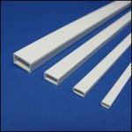 Rectangle-Tube-Styrene-Profile