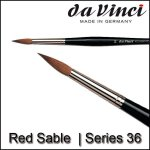 Red-Sable-Water-Colour-Brush-Series-36