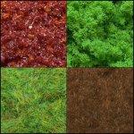 Static-Gras & Flocking