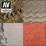 Texturen und Boden-Effekte