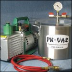 Vaccum Chambers and Pumps