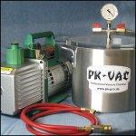 Vakuumkammern und -pumpen