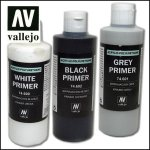 Vallejo - Primers - 200mL