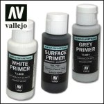 Vallejo - Primers - 60mL
