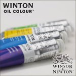 WINTON Oil Colours