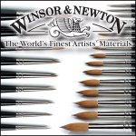 Winsor & Newton Brushes