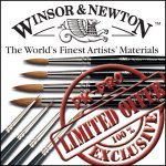 Winsor and Newton Series 7 - DEALS