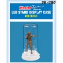 Trumpeter-Round-Top-LED-Stand-Display-Case-(�84x18...