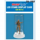 Trumpeter-Flat-Top-LED-Stand-Display-Case-(�84x185mm)