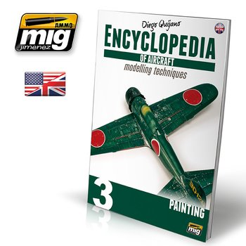 Encyclopedia-Of-Aircraft-Modelling-Techniques-Vol.3-Painting-(English)