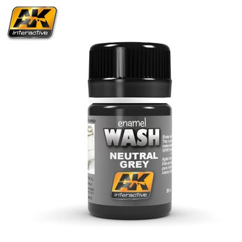 AK-677-Neutral-Grey-For-White/Black-Wash-(35mL)