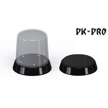 Trumpeter-Round-Top-LED-Stand-Display-Case-(Ø84x115mm)