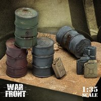 Scale75-German-Supplies-Fuel-Drums-And-Jerrycans-(1/35)
