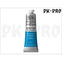 W&N-WINTON-ÖL-Cerulean-Blue-Hue-(37mL)