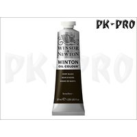 W&N-WINTON-ÖL-Ivory-Black-(37mL)