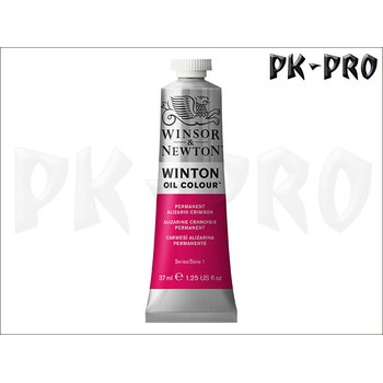 W&N-WINTON-ÖL-Permanent-Alizarin-Crimson-(37mL)
