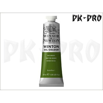 W&N-WINTON-ÖL-Sap-Green-(37mL)