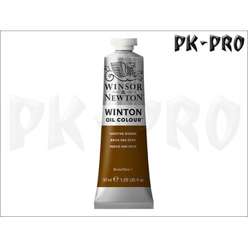W&N-WINTON-ÖL-Vandyke-Brown-(37mL)