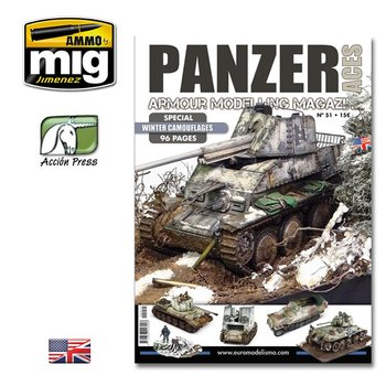 Panzer-Aces-Nº51-(Special-Winter-Camouflages)-(English)