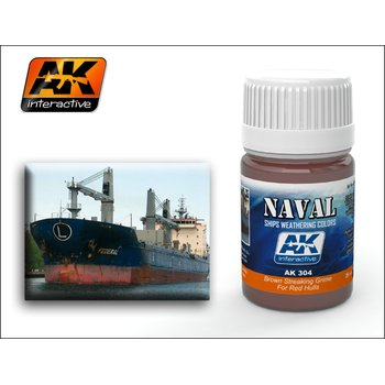 AK-304-Brown-Streaking-Grime-For-Red-Hulls-(35mL)
