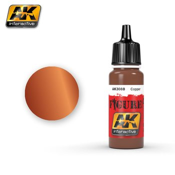 AK-3088-Copper-(17mL)-(No.87)