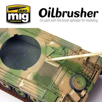 A.MIG-3505-Oilbrusher-Olive-Green