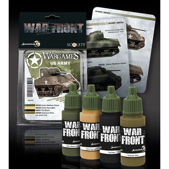 Scale75-US-Army-Set(4x17mL)