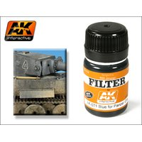 AK-071-Blue-For-Panzer-Grey-Filter-(35mL)