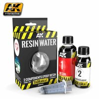 AK-8043-Resin-Water-2-Components-Epoxy-Resin-(375mL)-(Ena...