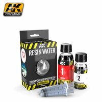AK-8044-Resin-Water-2-Components-Epoxy-Resin-(180mL)-(Ena...