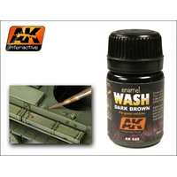 AK-045-Dark-Wash-For-Green-Vehicles-(35mL)