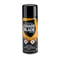 Chaos Black Spray Grundierung (400ml)