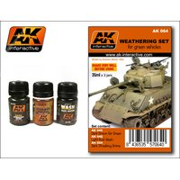 AK-064-Weathering-Set-For-Green-Vehicles-(3x35mL)
