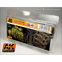 AK-087-Engines-And-Metal-Weathering-Set-(5x35mL)